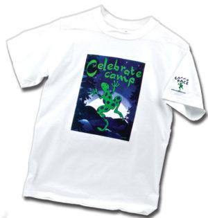 Celebrate Camp T-Shirt