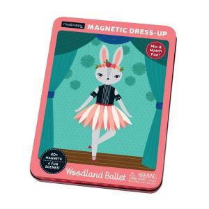 Magnetic Dress-Up Woodland Ballet