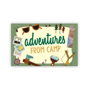 Adventures From Camp Postcards