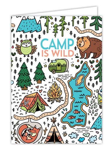 Camp is Wild Card