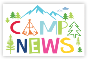 Forest Camp News Postcards