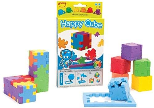 The Happy Cube