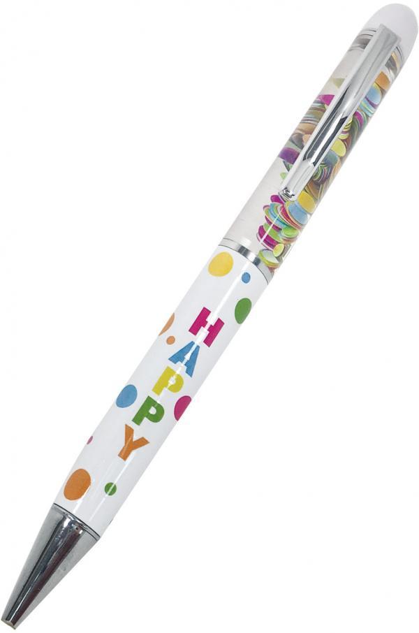 Happy Floaty Pen