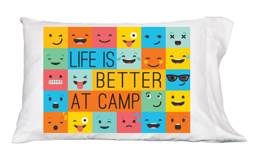 Life is Better at Camp Pillowcase