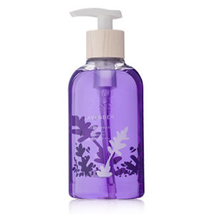 The Thymes Lavender Hand Wash soap